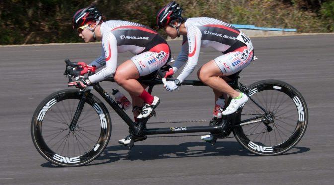 祝!リオデジャネイロ パラリンピック自転車ロードTT銀メダル!