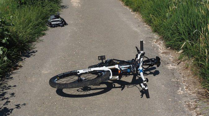 自転車で交通事故に遭った時は…その③(対車の時)